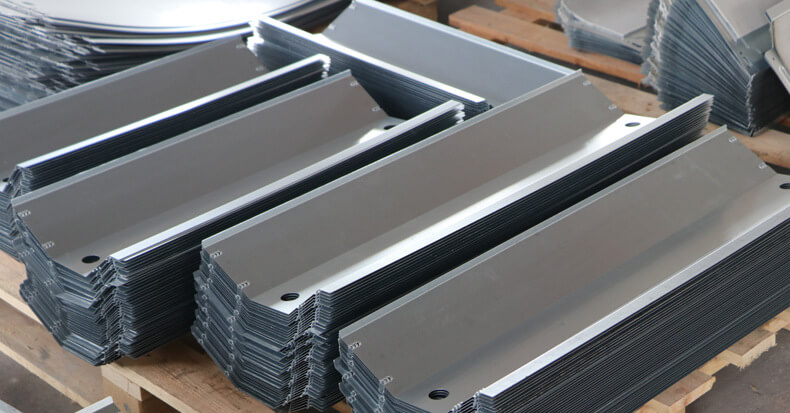 Horizontal Concealed Fan Coil Unit galvanized steel shell